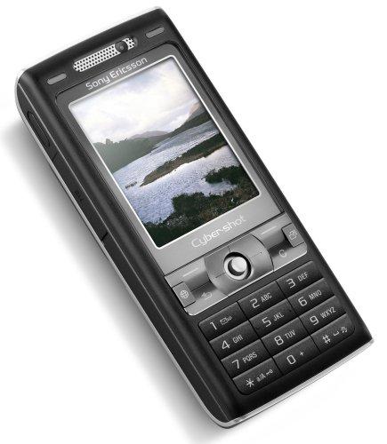 Sony Ericsson K800i Handy Velvet Black Sony Ericsson Box