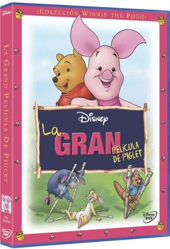 La Gran Película De Piglet (2003) - Número 44 [DVD]