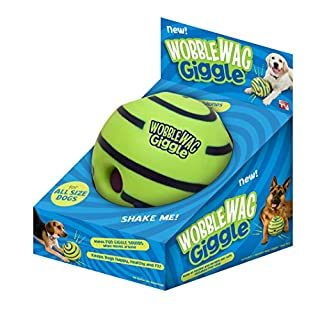Wobble Wag Giggle Ball As Seen on Tv Brand NEW !