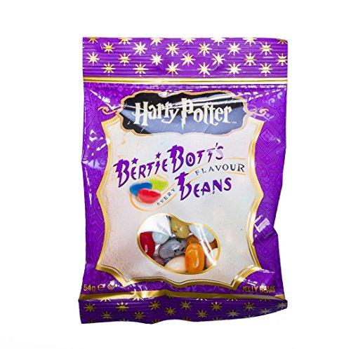 3x Jelly Belly Harry Potter Bertie Bott´s Beans 54g Sweetsking Set