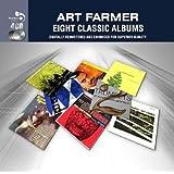 Eight Classic Albums [Audio CD] Art Farmer