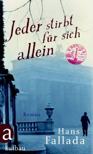 Buchseite und Rezensionen zu 'Jeder stirbt für sich allein' von Hans Fallada