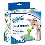 Pawise Treat Spinner dispensador de Comida Juguete para Perros.
