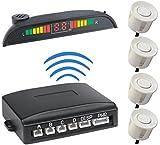 #8: Digitru - Reverse Car Parking Sensor for Hyundai Cars (White)