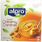 Alpro Caramel De Soja Dessert, 4 X 125G