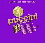La discothèque idéale de Diapason, vol. 10 / Puccini : Les grands opéras.