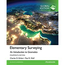 Elementary Surveying, Global Edition
