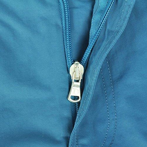 Debochado® Alvor basic Badehose Herren Designer Badeshorts Männer retro Taschen kurz Chlor Meerwasser Sonnenresistent schnelltrocknend pastell grün blau türkis hellblau weiß steinblau