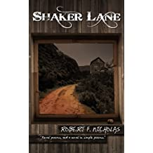 Shaker Lane - Poems Beneath My Feet (English Edition)