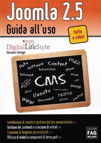 Joomla 2.5. Guida all'uso. Ediz. illustrata