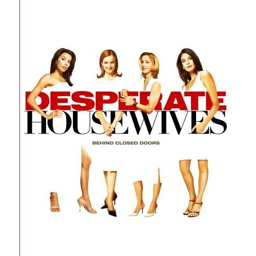 Desperate Housewives: Behind Closed Doors by Touchstone Television(2005-09-28)