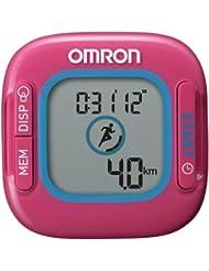 OMRON Medidor de Actividad Jog estilo hja-312-pk rosa [enlace Wellness correspondencia