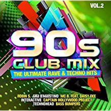 Various - 90'S Club Mix Vol.2 - The Ultimative Rave & Techno
