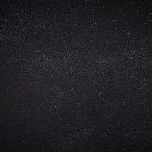 PrintYourHome Fliesenaufkleber für Küche und Bad   Dekor Schiefer Schwarz   Fliesenfolie für 20x20cm Fliesen   102 Stück   Klebefliesen günstig in 1A Qualität (Schwarze Schiefer-fliesen)