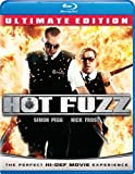 Hot Fuzz [Reino Unido] [Blu-ray]