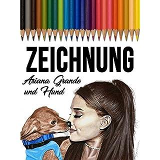 Clip: Zeichnung Ariana Grande und Hund