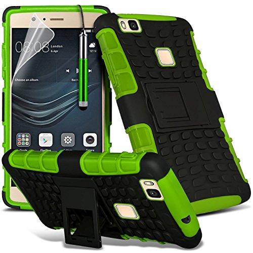 gadget-giantr-green-huawei-p9-lite-zweischichtige-starke-stossfeste-hulle-in-superqualitat-mit-verse