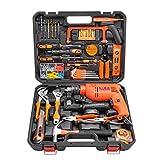 Werkzeugkasten Elektrisches Handwerkzeug-Set für Haushaltsgeräte Elektriker Spezielle Wartung Universal-Werkzeugkasten