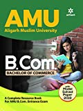 AMU Aligarh Muslim University B.Com. Bachelor Of Commerce 2020