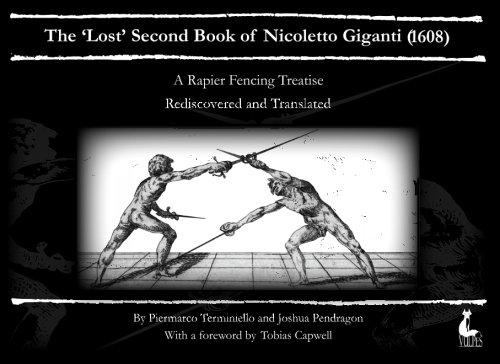 The Lost Second Book of Nicoletto Giganti
