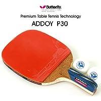 Butterfly addoy P30lm porte-plume à Raquette de tennis de table Raquette Ping Pong et boule