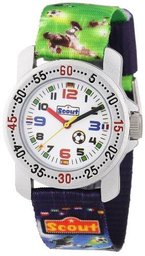 Scout Jungen-Armbanduhr