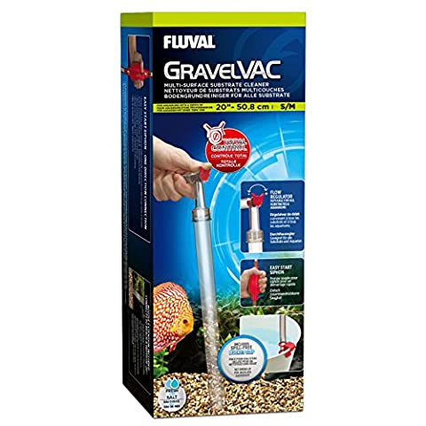 Fluval GravelVac Multi Substrate Cleaner -
