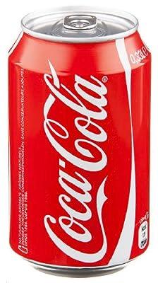 Coca Cola 'Original' 72 x 0,33l Dose XXL-Paket (Coke)