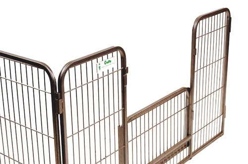 Crufts Safe and Sturdy Freedom Puppy Play Pen - 27 ins high 4