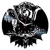 Queen Clocks Horloge Joker - Batman Vinyl Record Wall Decor - DC Comics Cadeaux d'anniversaire pour Homme
