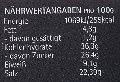Hallingers 24er Gewürz-Geschenk-Set mit Gewürzen aus aller Welt (425g) - Gewürze Deluxe Selektion 24 (Deluxe-Box) - zu Liebe & Hochzeit