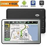 7' GPS Automatique de Voiture Moto 16GB, HIEHA Android Système d'Operation 4.4.2,...
