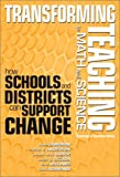 Transforming Teaching in Math and Science: How Schools and Districts Can Support Change (Sociology of Education Series (New York, N.Y.).) by Adam Gamoran (2003-03-02) - Adam Gamoran;Charles W. Anderson;Pamela Anne Quiroz;Walter G. Secada;Tona Williams;Scott Ashmann