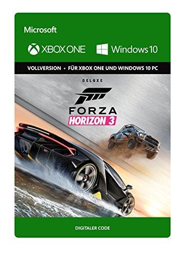 Forza Horizon 3: Deluxe [Xbox One/Windows 10 PC - Download Code] (Pc Forza Horizon)