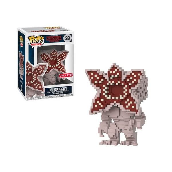Funko Pop Demogorgon abierto (Stranger Things 8-Bit 20) Funko Pop Stranger Things