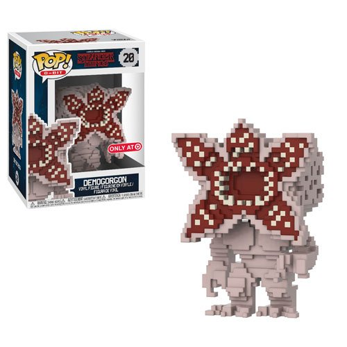 Funko Pop! Stranger Thing - 8 Bit Demogorgon