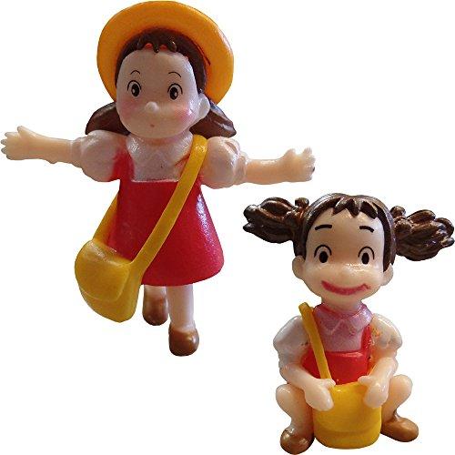 Fée Accessoires de Jardin - Petite Miniature Figure de Fille (3 Fournis)