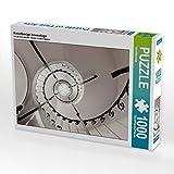 Kreisförmige Innenstiege 1000 Teile Puzzle Quer