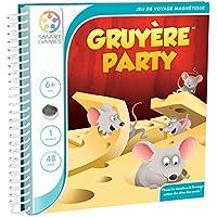 Smart Games Gruyère Party Child Niño/niña - Juegos educativos, Child, Niño/niña, 6 año(s), 48 Pieza(s), 158 mm