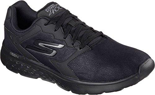Skechers (SKEES) Herren Go Run 400-Accelerate Funktionsschuh Schwarz (Black)