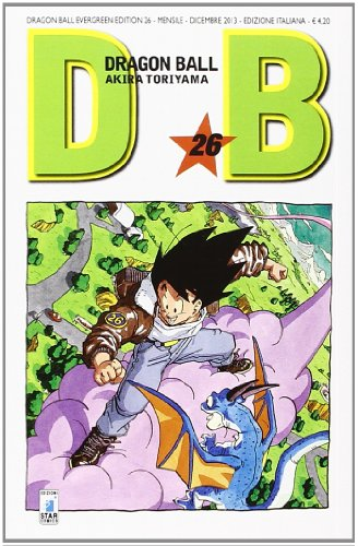Dragon Ball. Evergreen edition 26