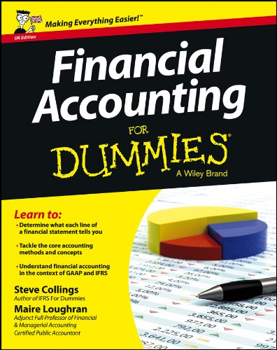 Financial Accounting For Dummies - UK por Steven Collings