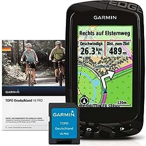 Garmin Edge 810, Cyclocomputer GPS Bundle