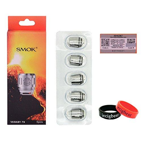 SMOK TFV8 V8 T8 Baby Coil - 0.15 Ohm (5 piece - pack)