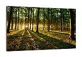 Cuadro sobre lienzo - de una sola pieza - Impresión en lienzo - Ancho: 120cm, Altura: 80cm - Foto número 2510 - listo para colgar - en un marco - AA120x80-2510