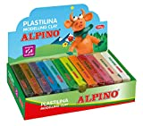 Alpine DP000915 – Display Pack of 24, 50 Grams, Assorted Colours
