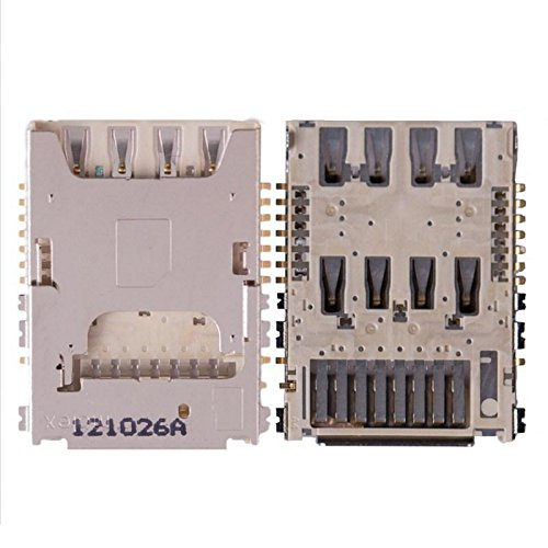 Notebook-SIM Card + Reader Gezählt Memory SD für LG G3D850D855D851G3G2mini D722D315 - G2 Für Reader Lg Sd-card