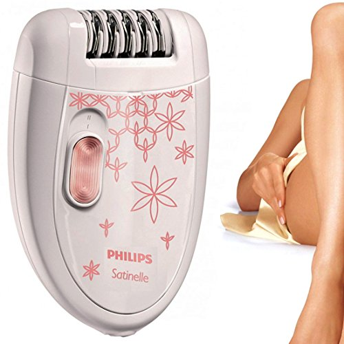 PHILIPS Corded Ladies Body Hair Remover Eyebrow Epilator Shaver Trimmer Razor Clipper for women -76  available at amazon for Rs.4999