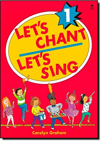 Carolyn Graham - Let's chant let's sing : Tome