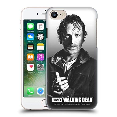 Offizielle AMC The Walking Dead Negan Gefilterte Porträts Ruckseite Hülle für Apple iPhone 6 / 6s Rick